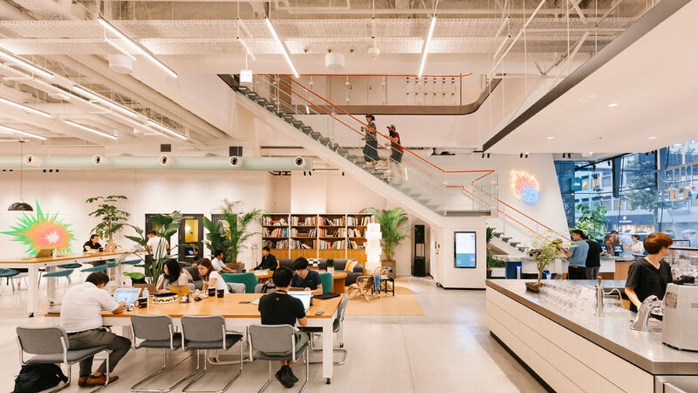 Heights Union - Coworking Office Space in Tampa Heights | WeWork