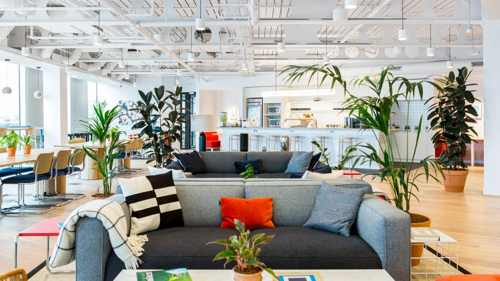 5 Merchant Square Coworking