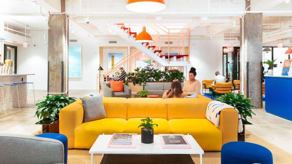 5 Rue des Italiens – Coworking
