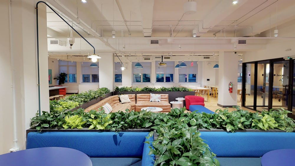 Coworking 450 Park Ave S
