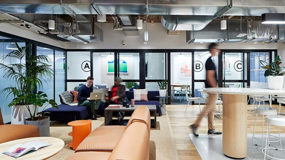 401 Collins St Coworking