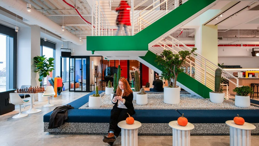 Dock 72 at the Brooklyn Navy Yard – Coworking