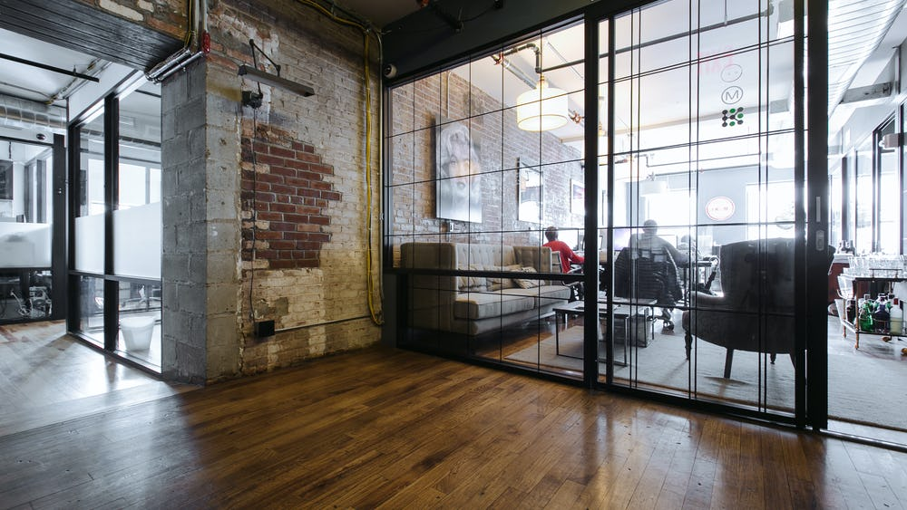 Meatpacking Office Space