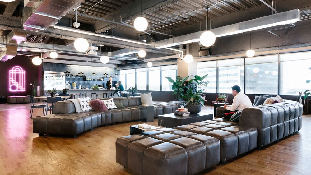 Coworking à One Seaport