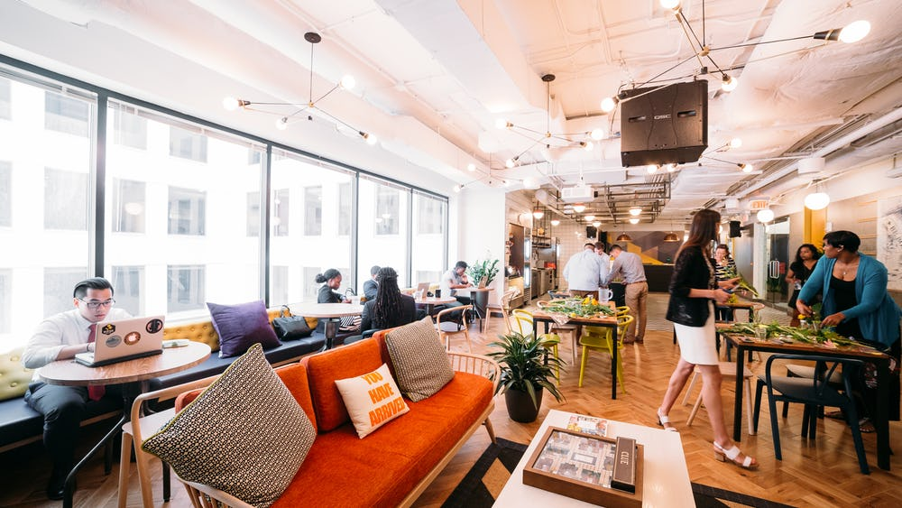 Coworking Office Spaces In Downtown Dc Wework