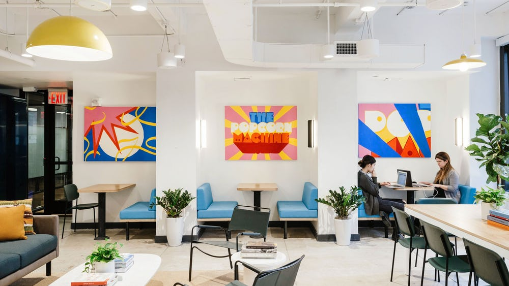 140 Crosby St coworking