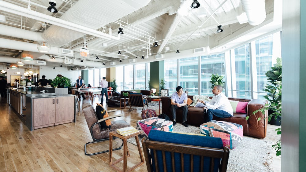 535 Mission St - Coworking & Private Offices | WeWork