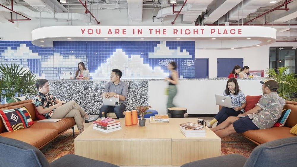 Asia Centre Coworking