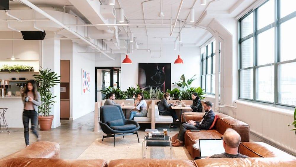 Coworking à Century Metropolis
