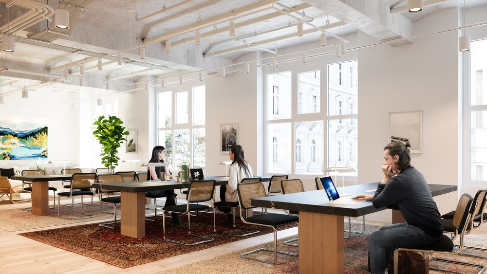 Centric coworking
