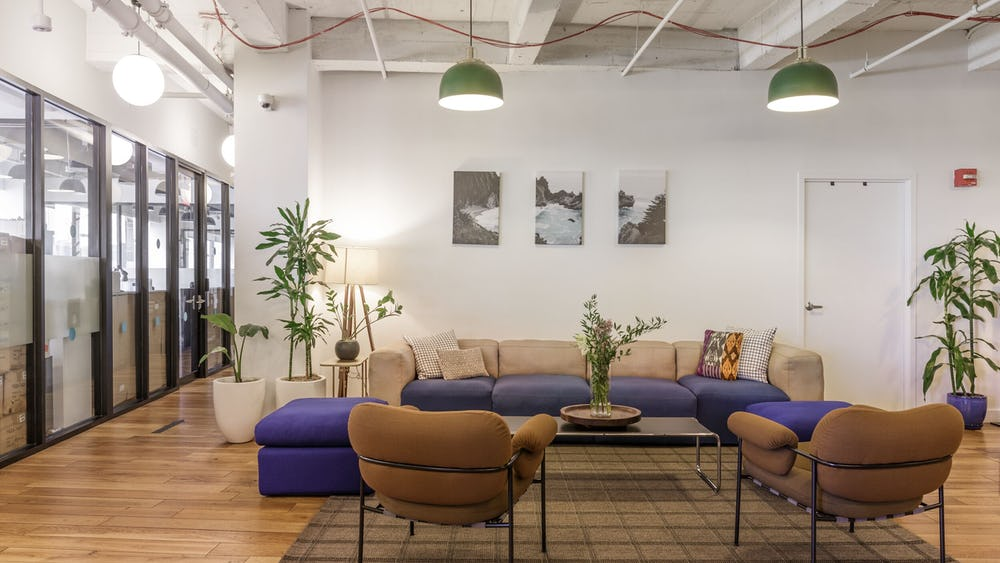 110 Wall St Coworking