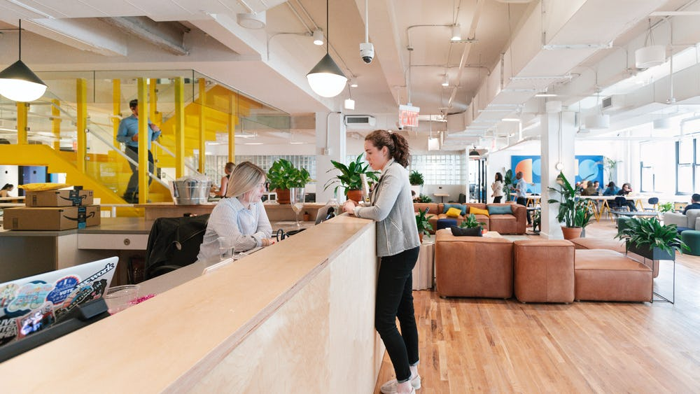 135 Madison Ave – Coworking