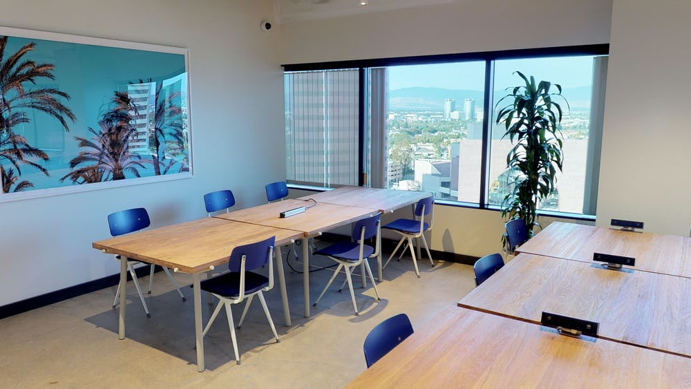 Park Tower conference room