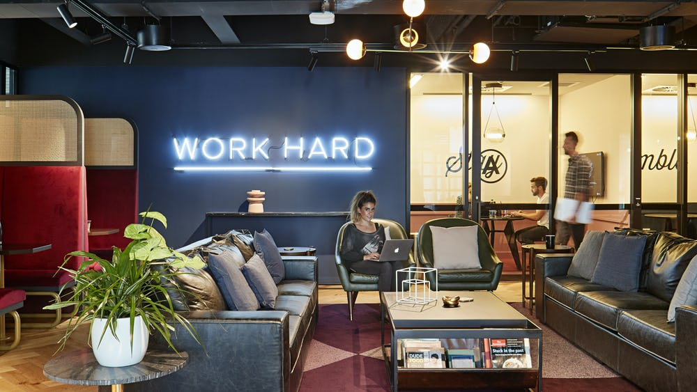 5 Martin Pl Coworking