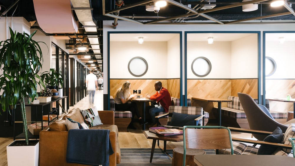 Coworking Place Ville Marie