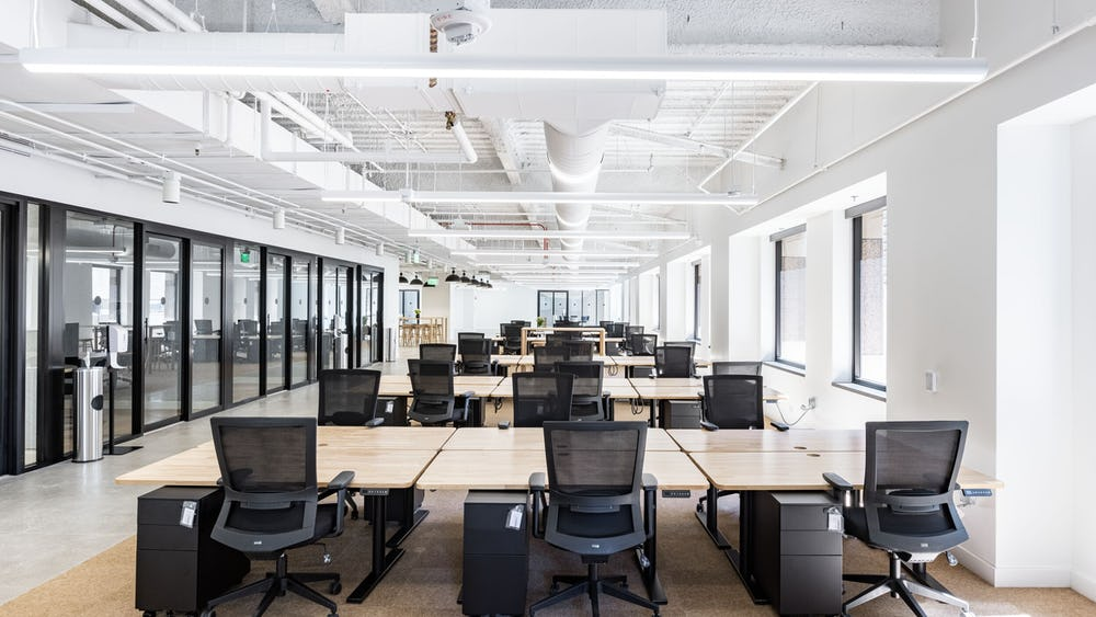 71 Stevenson Street Office Space