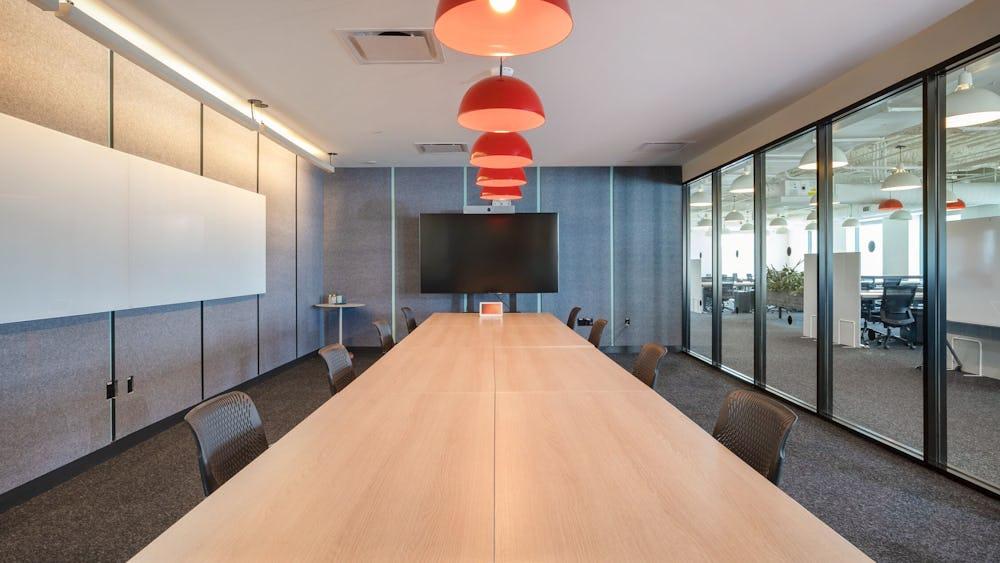 145 W 45th Street Sala de reunião