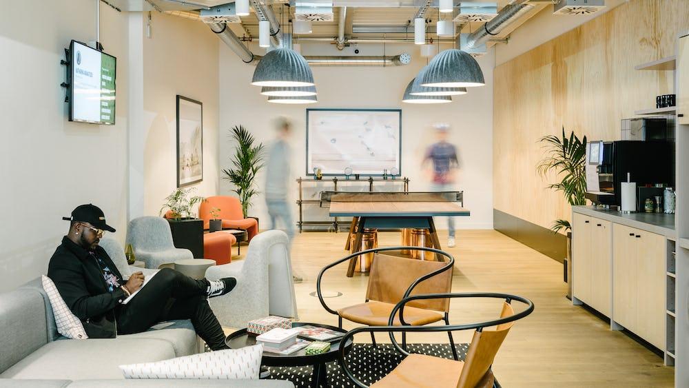 Neue Rothofstraße 13-19 – Coworking