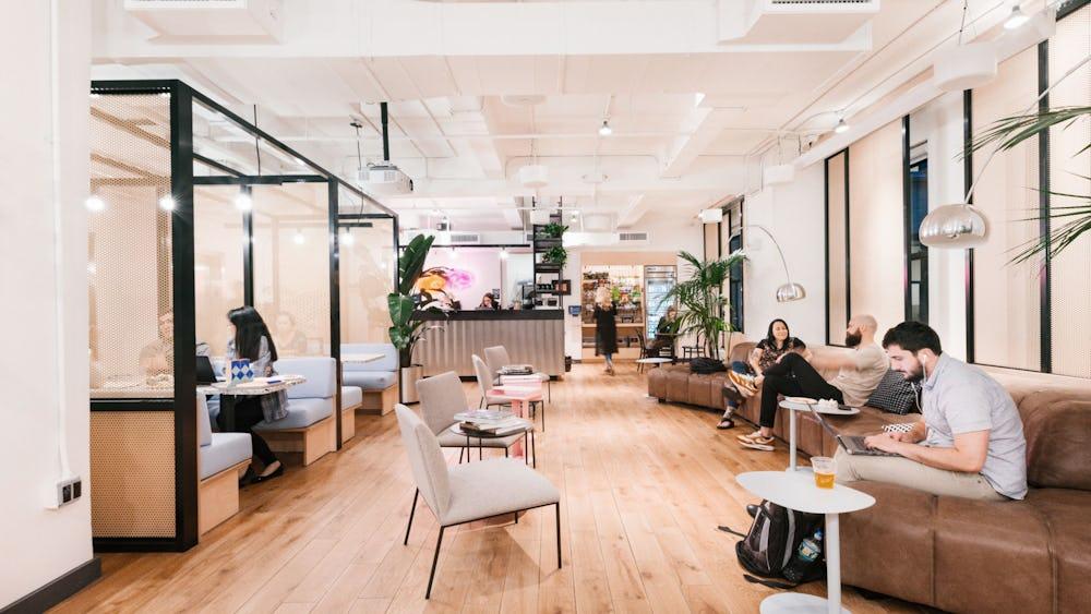 Giralda Place delt-kontorfellesskap