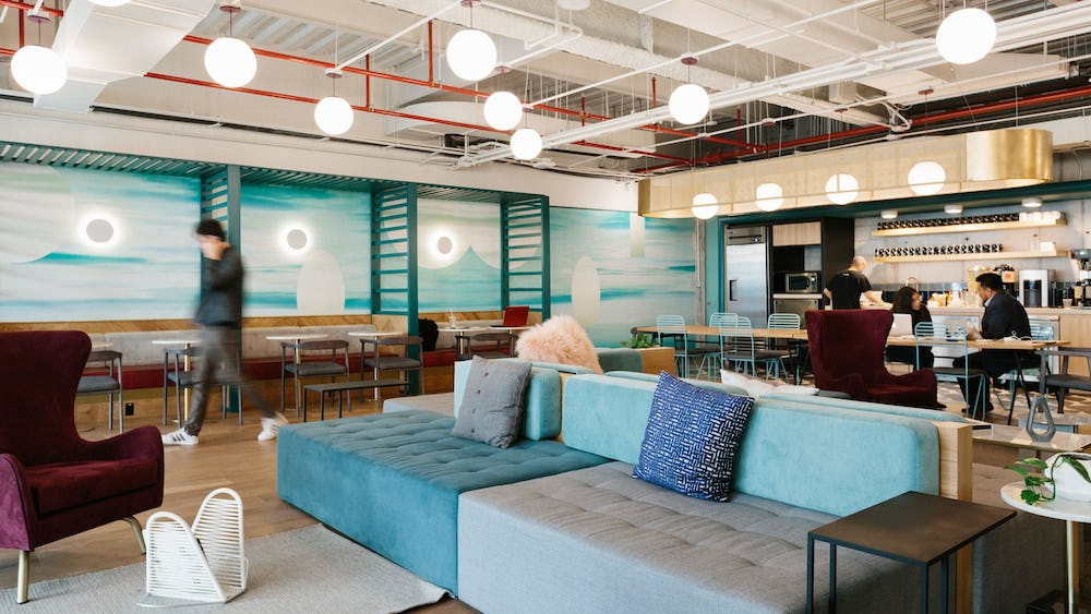 Coworking en State Street Financial Center