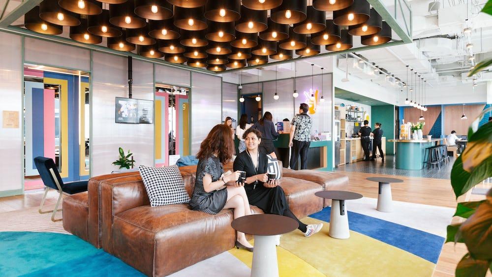 Giralda Place Coworking