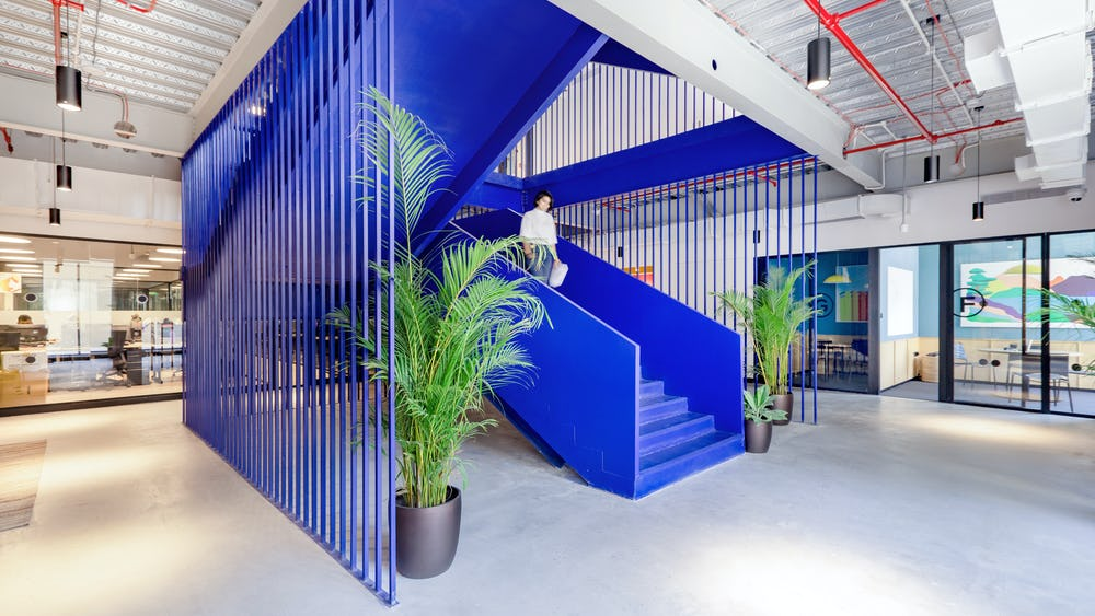 Embassy TechVillage Office Space