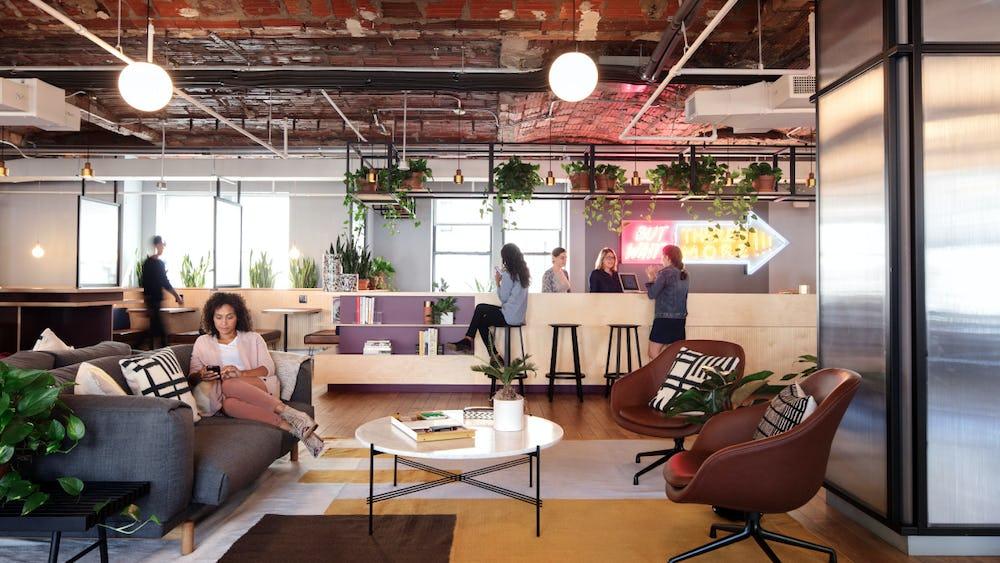 Avenida Dos Andradas 3000 Coworking