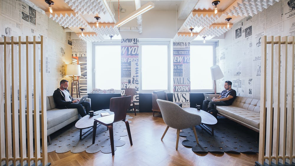 222 Broadway – Coworking