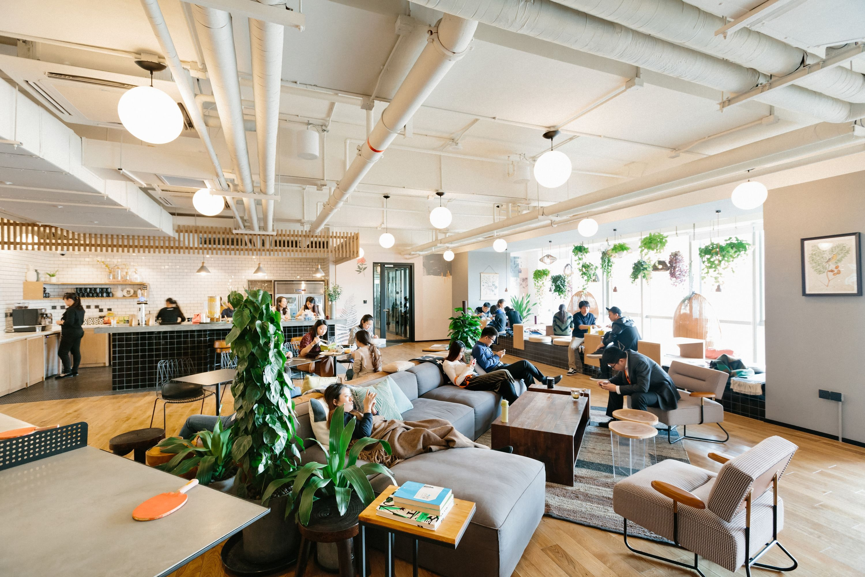 Shared Office Space Atlanta | WeWork