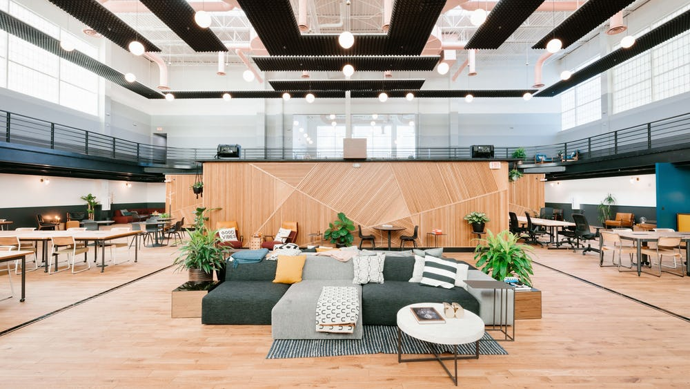 Coworking Financial House