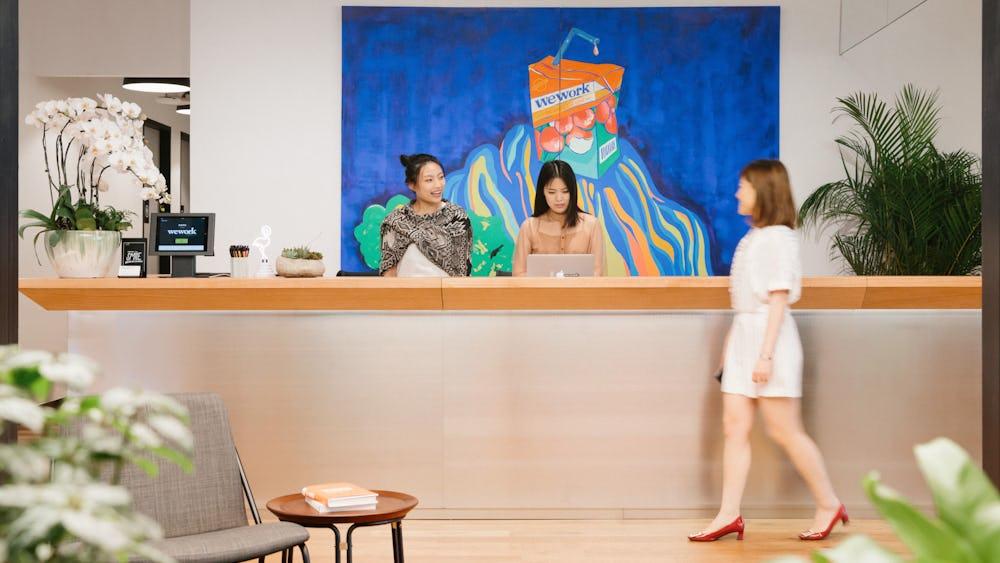 819 Nanjing Xi Lu Reception