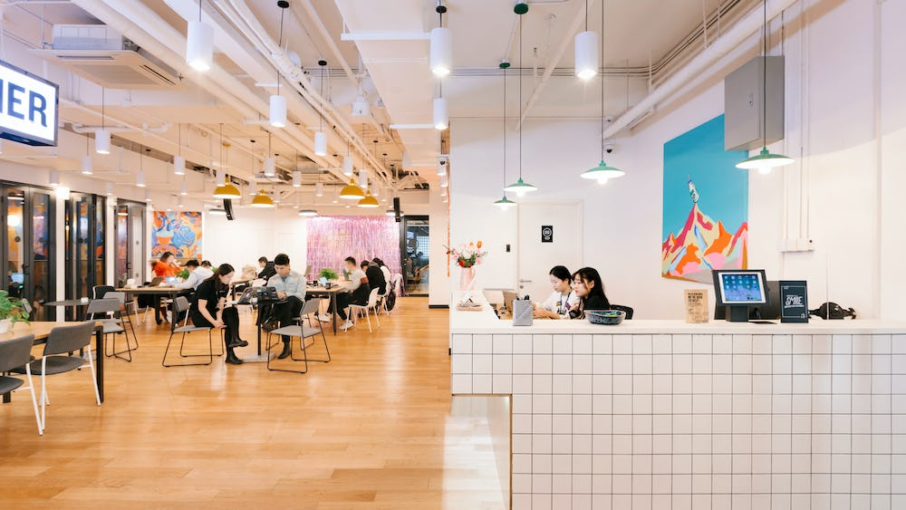 Coworking Baifu International Building