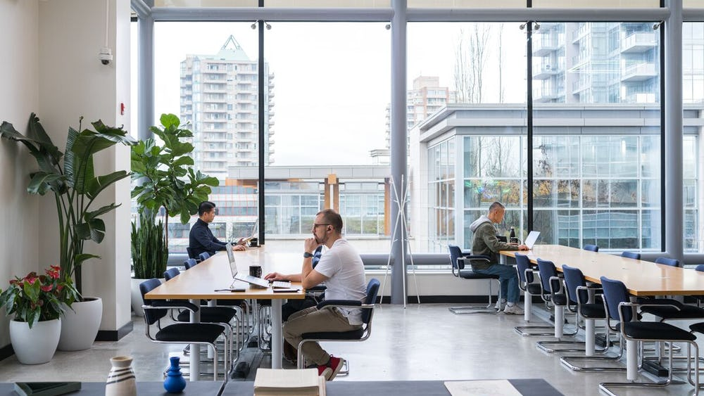 Coworking Station Square
