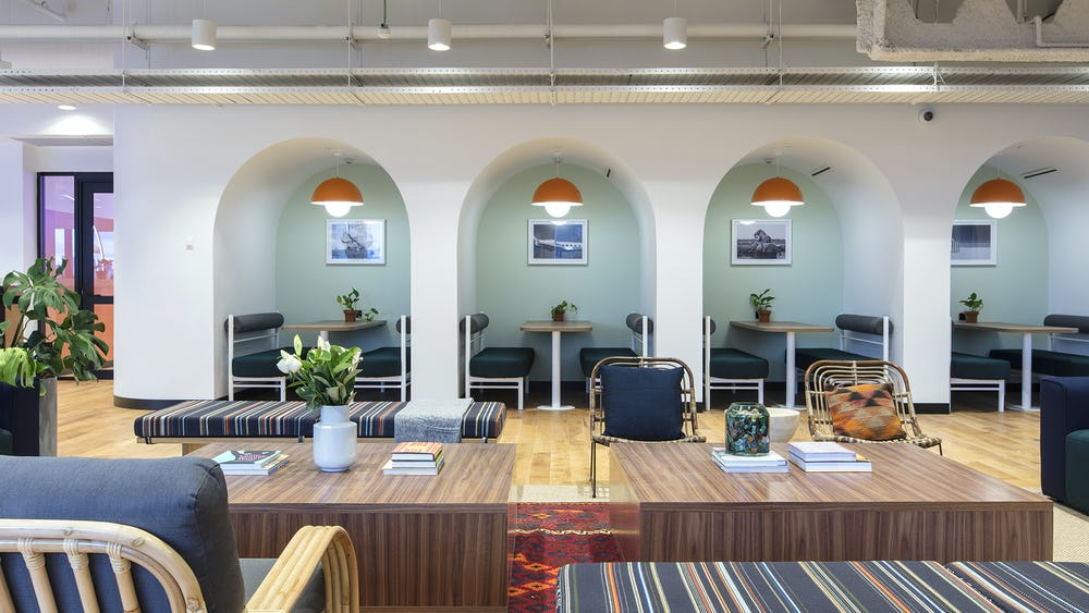 120 Spencer St coworking