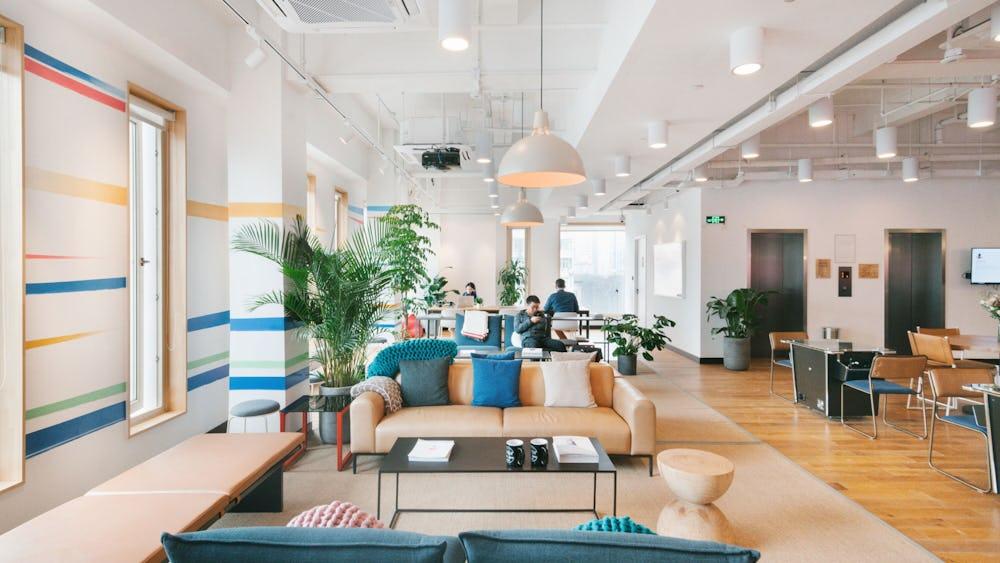 Coworkingové prostory OAC
