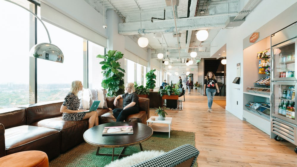 Coworking Houston Galleria