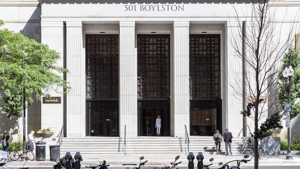 501 Boylston St