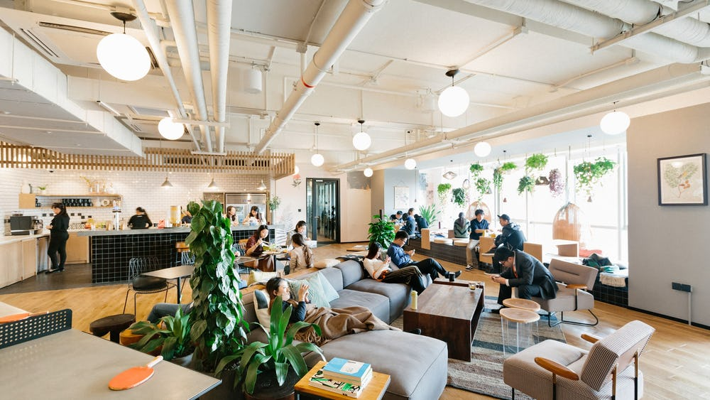 1031 S Broadway – Coworking