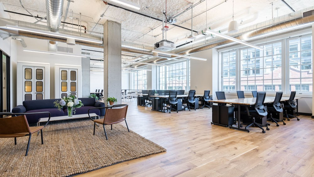 340 Bryant Street Office Space