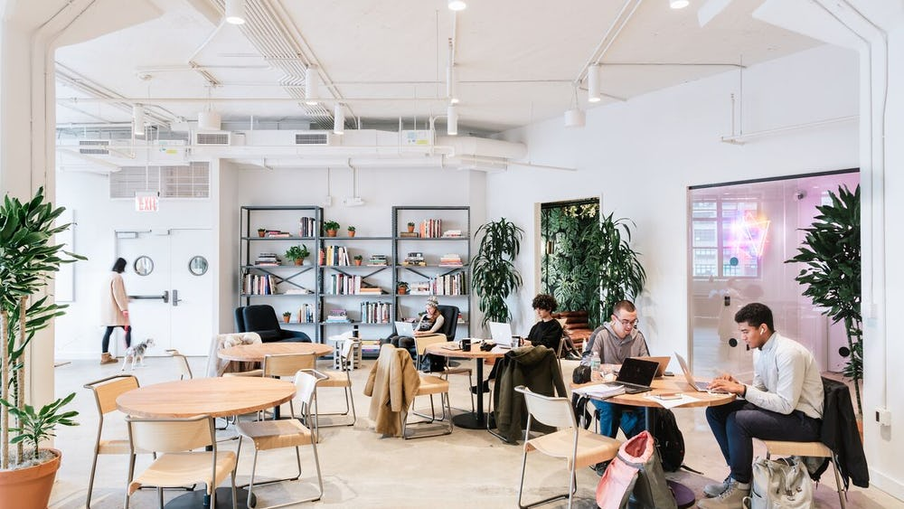 Leading Center Coworking