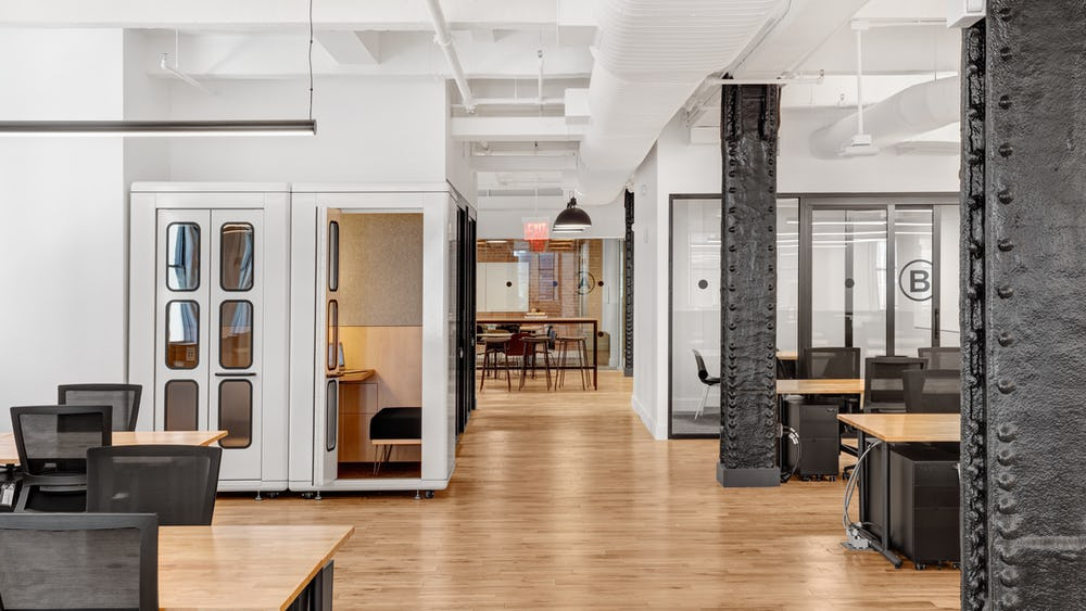 1156 6th Avenue Office Space