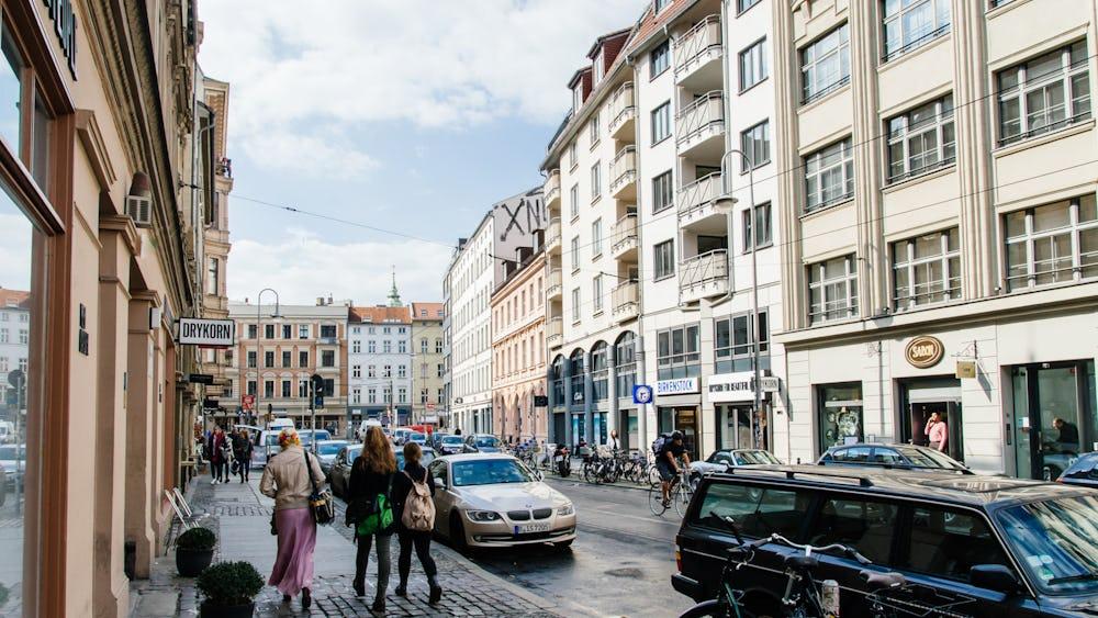 Neue Schönhauserstraße 3-5 Office Space