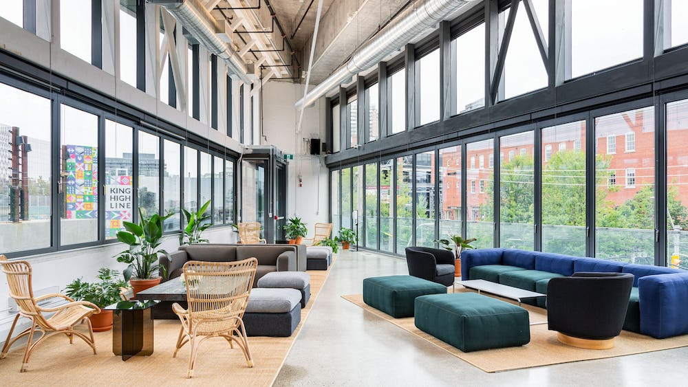 1050 King St W Coworking