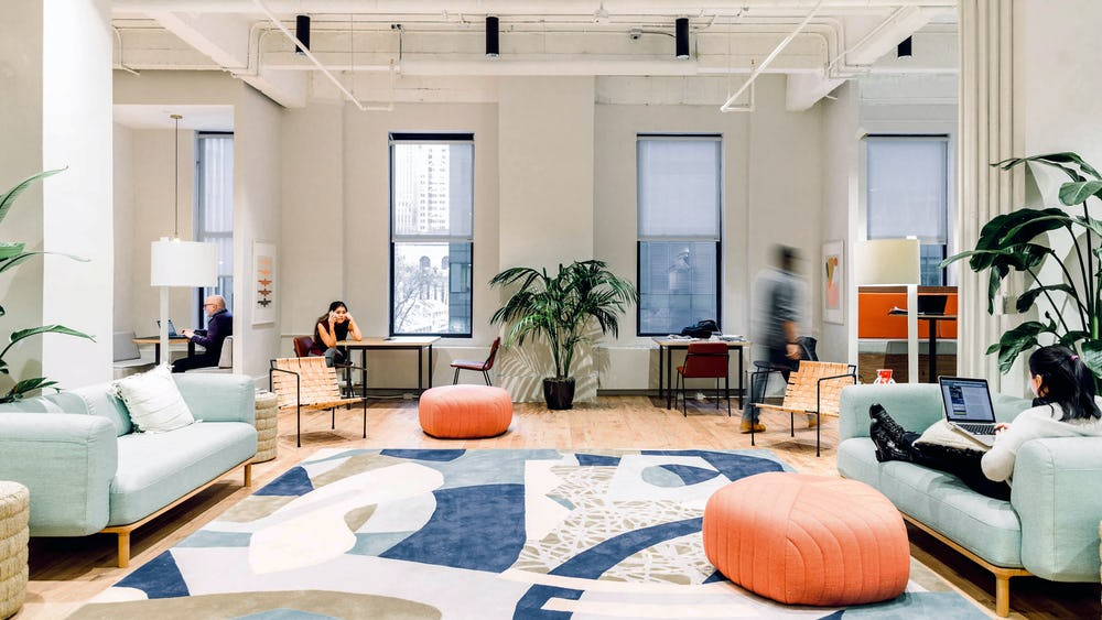 135 West 41st St. Coworking