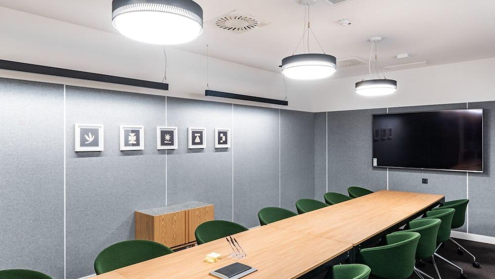 Sala riunioni Via Giuseppe Mazzini, 9