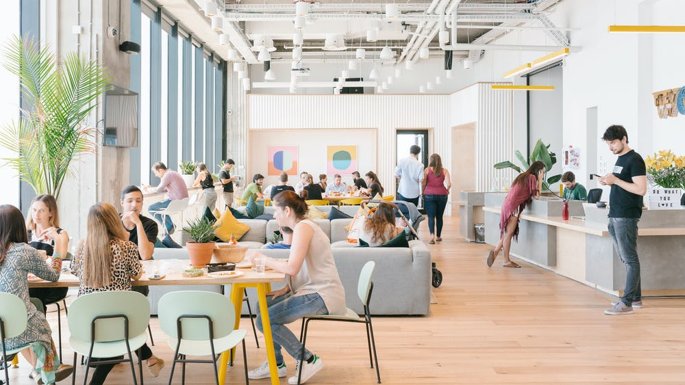 Coworkingové prostory ToHa