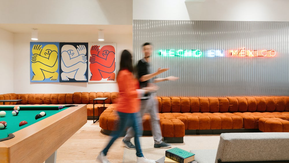 Arcos Bosques Coworking