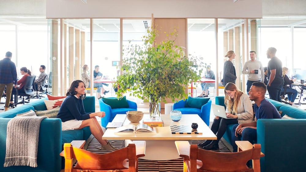 Kalvebod Brygge delt-kontorfellesskap