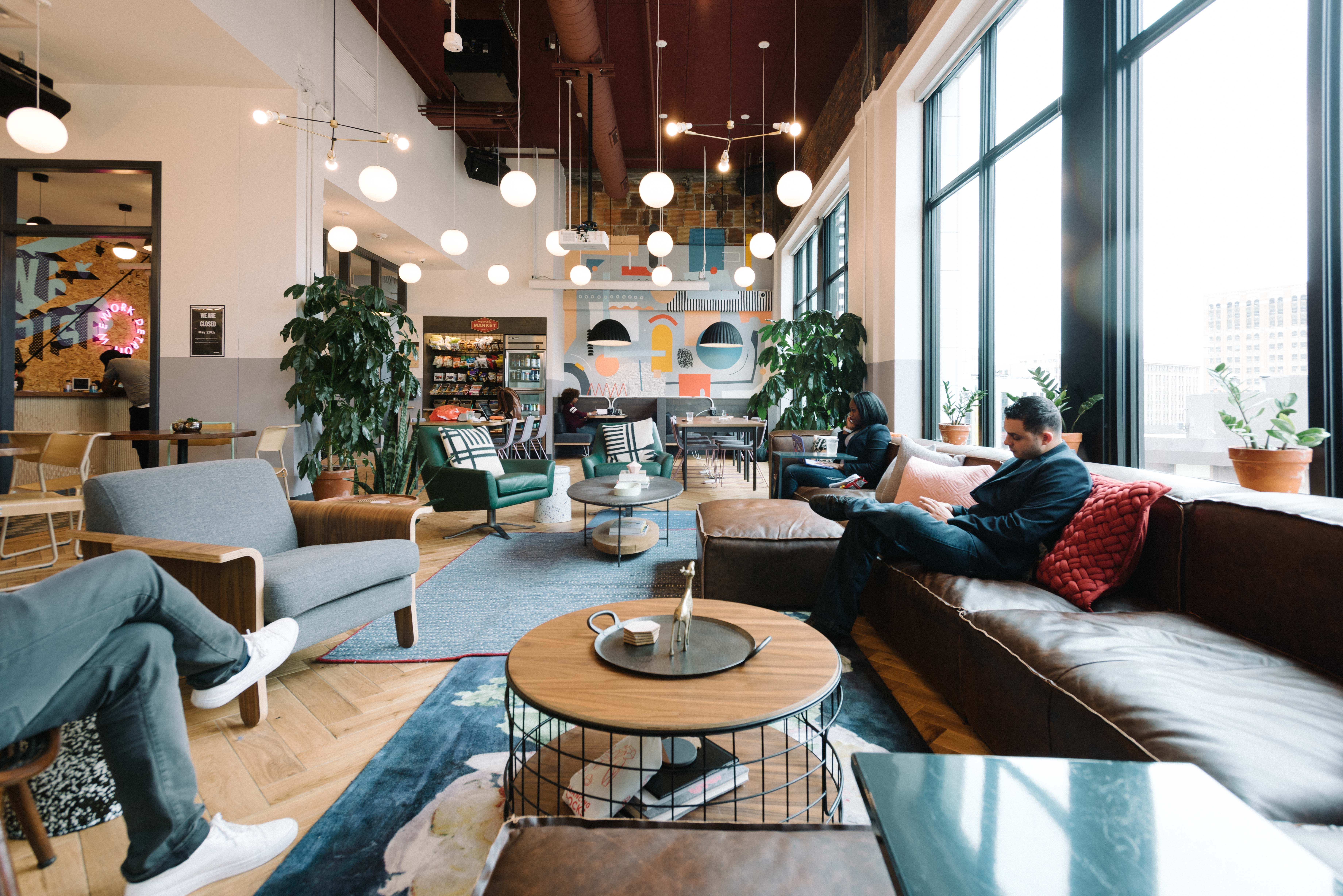 19 Clifford St   Downtown Detroit Coworking Space | WeWork