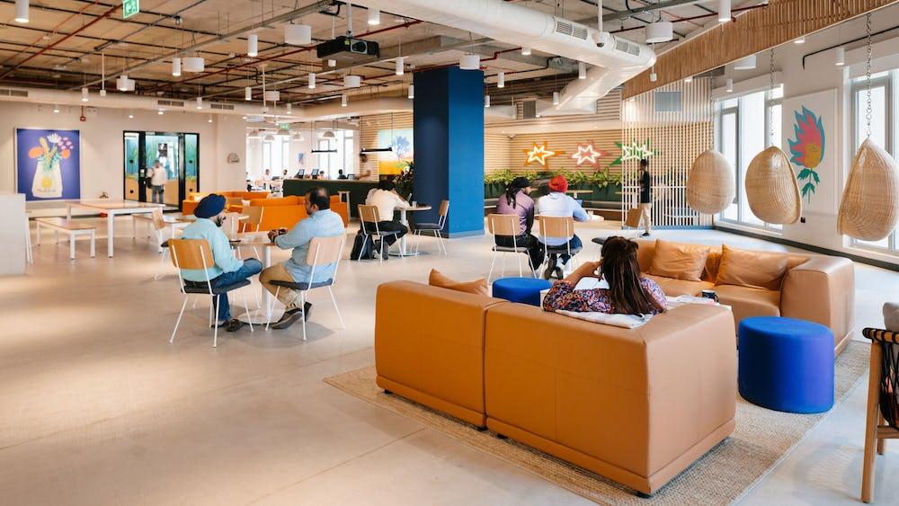 Coworkingové prostory Futura